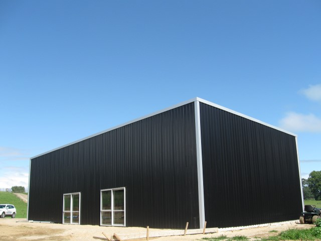 Sheds Farm Buildings Steel Sheds American Barns