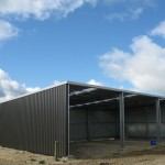 Farm Shed 9x15x3.5m 3 degree mono