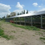 Horse Arena 30x65x4.4m