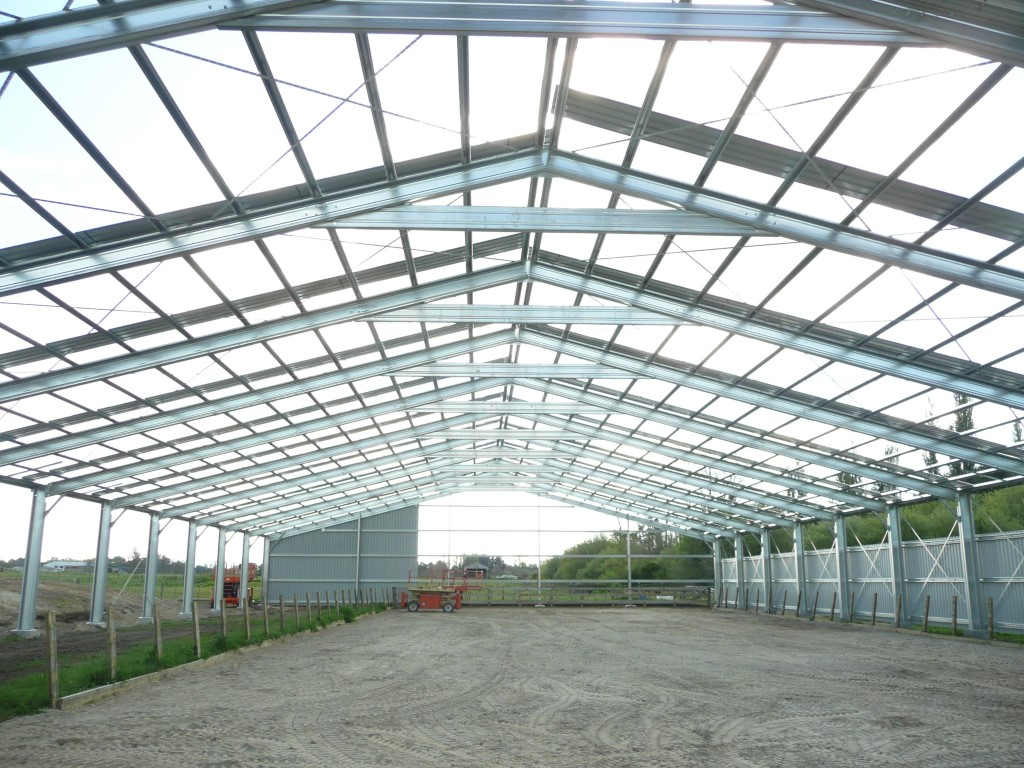 Industrial Sheds Quality Steel Buildings Nz 0800 Durobuilt