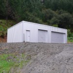 Shed 7x12x3m 3 degree mono