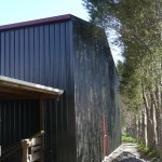 Shed 12x14x5m 15 degree gable